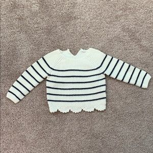 Baby GAP Striped Sweater
